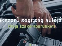 Hirdetés – Autószerviz házhoz megy