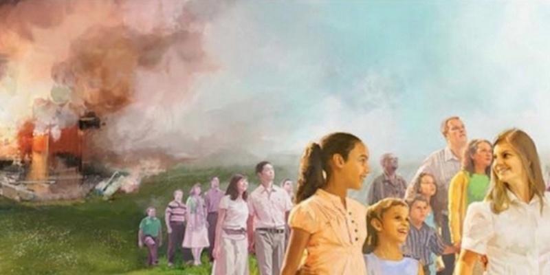 A Jehova Tanúi is megemlékeznek Jézus haláláról