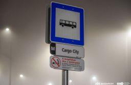 Már hétvégén is betérnek a Cargo City raktárhoz
